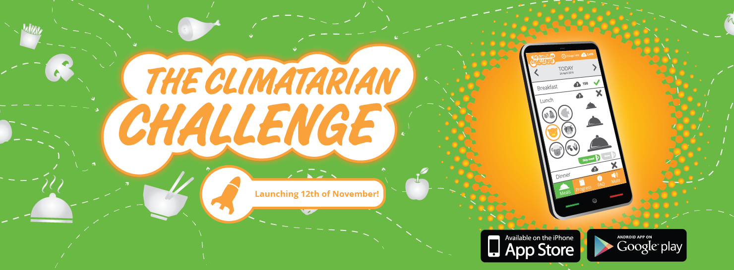 The Climatarian Challenge Launch