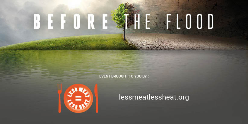 First UK Movie Screening: Before The Flood