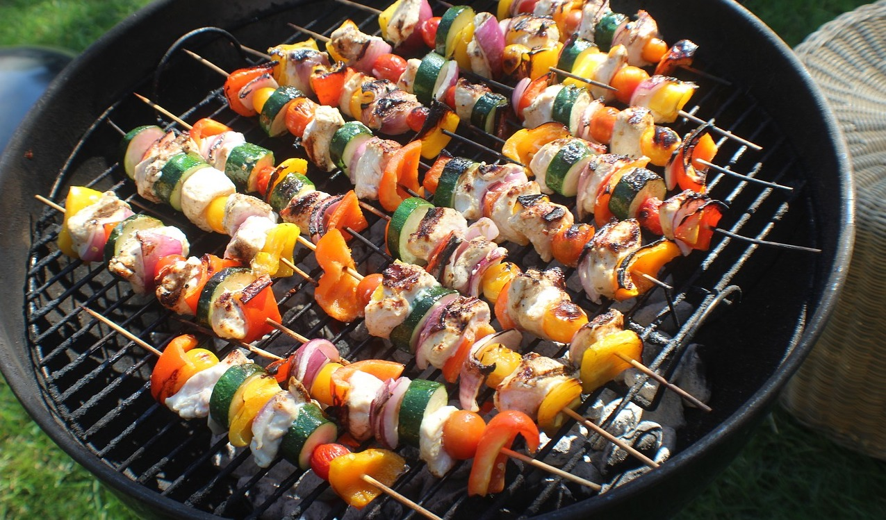 Want to eat less meat? Here's how to survive a grilling at the bbq.