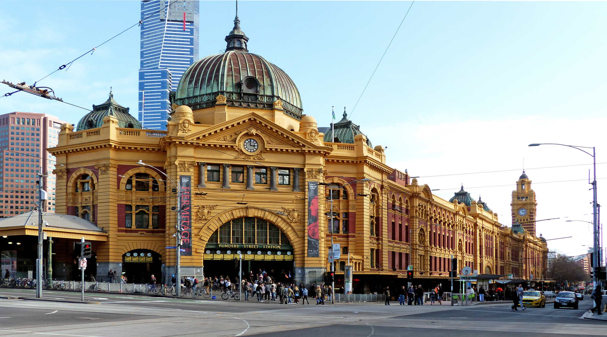 Melbourne Metro Rail takes on the Climatarian Challenge!